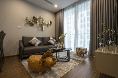 Vinhome West Point, 2 phòng ngủ